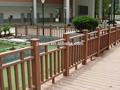 Feuchtigkeitsbeständig, Anti- Riss wpc holz-verbundwerkstoff make outdoor angewendet balustraders/handläufe/geländer