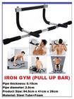 home door iron pull up bar,door gym pull up bar, door frame pull up bar