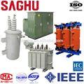 Saghu 6.8 kv impedância de correspondência transformador