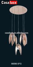 Nice design traditional art deco home goods pendant lamps