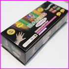 2014 best hot selling loom rubber bands accessories / loom rubber band kit