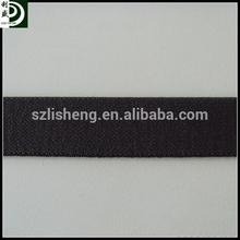 black soft elastic shoulder bra strap