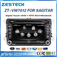 ZESTECH Auto Radio Car DVD for vw passat ,Golf, Jetta, Sharan, Caddy, SEAT Exeo, SKODA Octavia dvd gps