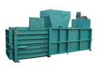 EPM80 horizontal pet bottle baler (factory)