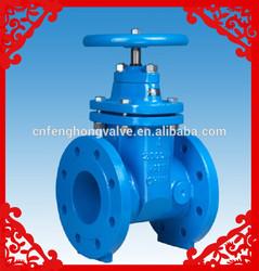 flanged non-rising stem gate valve