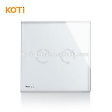 Koti High Quality Same With Livolo Remote Switch 220v 2 ch