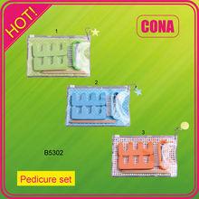 di alta qualità manicure e pedicure kit