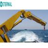 Hydraulic cylinder for marine crane booms S157