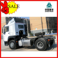 cheap sinotruk howo 4x2 d12.42 engine tractor truck