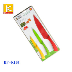 protection with sheath paring knife set