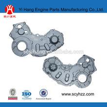 Aluminum casting Auto parts for sale JAC FA040 pickup Truck 4DA1 Diesel Engine Timing Gear Cover