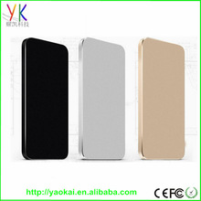 Newest Ultra-thin 4000~10000mAh Power Bank For Iphone5 5S/Samsung/HTC/Digital Camera/Mp3/Mp4