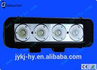8 inch 40w single row led light bar/40w led light bar toyota camry accessories