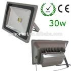 Die casting aluminum housing high lumen 85-265V outdoor led flood light 30w