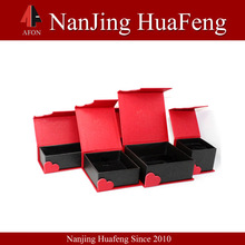 Custom-made high end jewelry gift paper packaging box