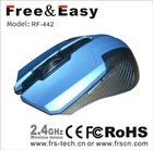 Top Selling new 2.4g wireless 6d optical usb pc mouse driver