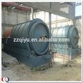 respetuoso del medio ambiente de chatarra de plástico de aceite usado y aceite de neumáticos de la máquina de extracción