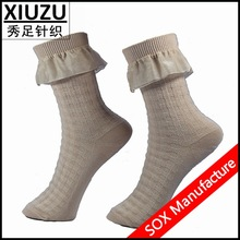 Custom Knitted Sublimation Printing Cotton Sock Toys And Dolls