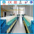 Haute efficacité 500t raffinerie de pétrole de graines de coton avec le meilleur après- service