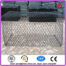 pvc coated gabion cages/gabion cages supplier/gabion cages for sale