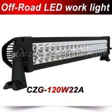 comnication led automotive light bar 12v led automotive led off road light bar oslon
