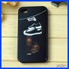 Flash image bumper case 3D TPU bumper case for iphone 4/4S/5/5S