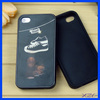 Lenticular image bumper tpu pc cell phone case for iphone 4/4S/5/5S