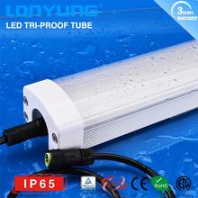 Best price TUV ETL CE Led tri-proof light fixture for lighting project