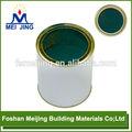 Caliente venta cristal de mosaico de la pintura de color verde