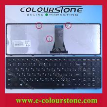For Lenovo original laptop keyboard G500S RU Black with PK130YB3A05