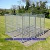 dog fence outdoor dog fence/dog kennel door welded wire