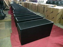 2 way pro sound line array speaker PA system