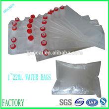 Wholesale low price edible oil plastic bags/20L oil bags