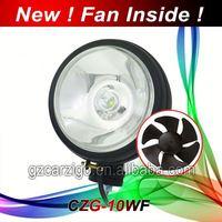 60w heavy duty led work light swivel head lamp