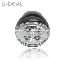 super bright fashion bike LED light, wholesale bicycle light, with universal O ring bracket