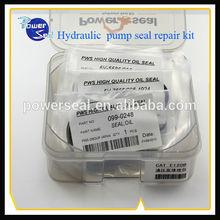 CAT E120B hydraulic pump seal repair kit for excavator