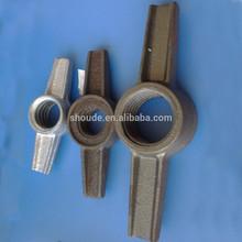 international standard cast iron scaffolding screw jack nut