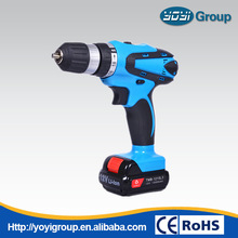 Li-ion Cordless Drill with Convenient Carrying case