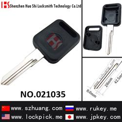 Transponder Key Casing/ key blanks/ 021035