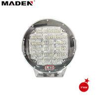 9 inch 10~30V DC IP67 CREE 96w 9inch LED Off Road Lights