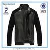 2014 fashion handsome slim fit leather jacket men