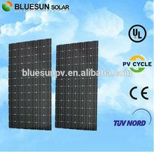 Bluesun high voltage mono solar panel module 300 watt
