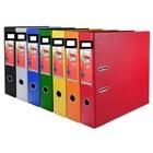 "2"" 3"" A4 FC cardboard high quality document file folder lever arch file"