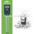 o solo do jardim mini analógico medidor de umidade ph