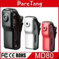 hd mini video kamera ses kontrol fonksiyonu MD80 Mini Kamera
