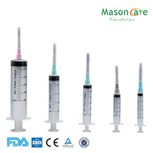 MC005-004 Disposable Sterile Syringe with CE & ISO