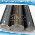 Miếng dán SINO siêu chất lượng 2D sợi Carbon Vinyl sợi Carbon xe bọc giá