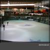 customized synthetic ice rink/ OEM uhmwpe sheet ice skating
