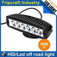 18w 1260lm 4*u2 epistar waterproof led boat interior lights