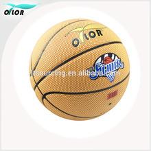 High quality Laminated custom offcial size PVC basketballs